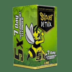Stinger 5x7 Day Permanent Detox