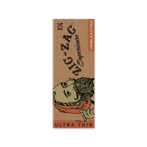Unbleached and Smooth Rolling Papers