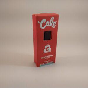Cake Blue Dream Sativa High Potency Delta-8 Disposable Vape.