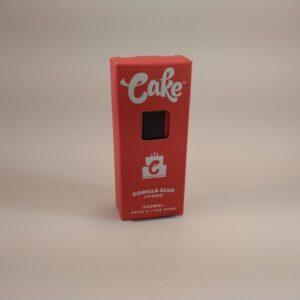 Cake Gorilla Glue Hybrid Disposable Delta-8 Vape