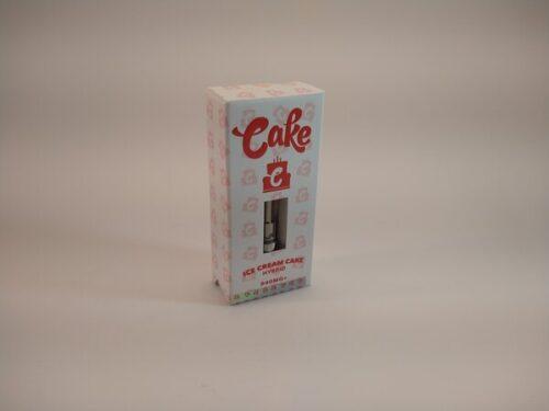 Cake Ice Cream Cake Hybrid High Potency Delta-8 Vape Cartridge.