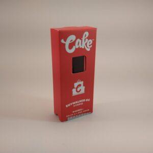Cake Skywalker OG Hybrid High Potency Delta-8 Disposable Vape.