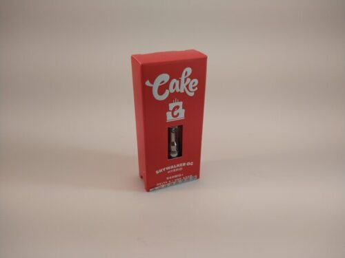 Cake Skywalker OG Hybrid High Potency Delta-8 Vape Cartridge.