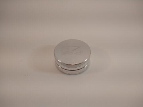 50mm Silver 2 Piece EZ Grinder