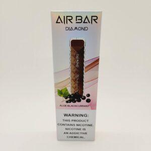 Air Bar Diamond Aloe Black Currant Disposable Vape 500 Puffs