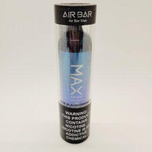 Air Bar Max Aloe Blackcurrant Disposable Vape 2000 Puffs.