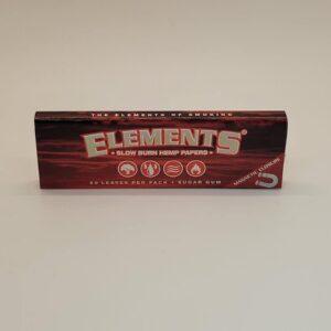 Elements 1 1/4 Hemp Rolling Papers