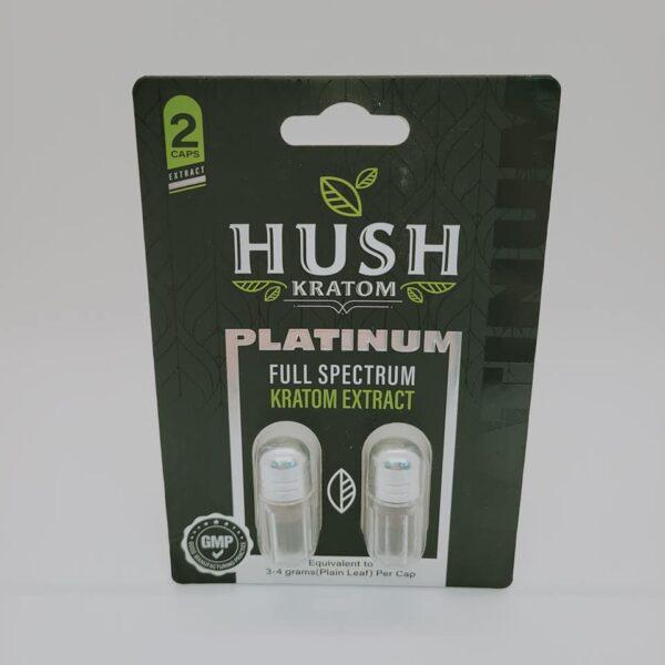 Hush Platinum Extract Caps