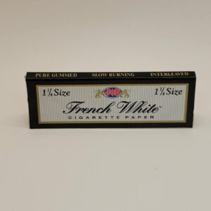 Job 1 1/4 French White Rolling Papers
