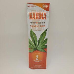 Karma Tropic Trip Hemp Wraps 2 Pack