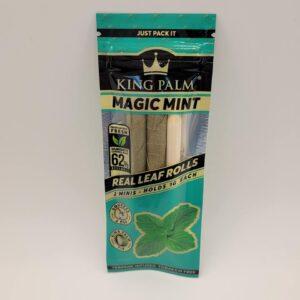 King Palm Mini Magic Mint 2 Pack