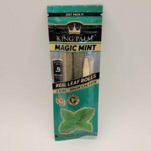 King Palm Slim Magic Mint 2 Pack