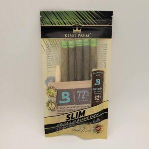 King Palms Slim 5 Pck