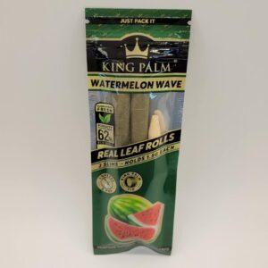King Palm Slim Watermelon 2 Pack