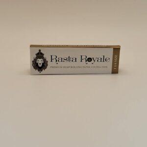 Rasta Royale 1 1/4 Premium Hemp Rolling Papers
