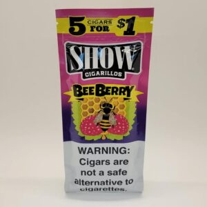 Show Bee Berry Cigarillos