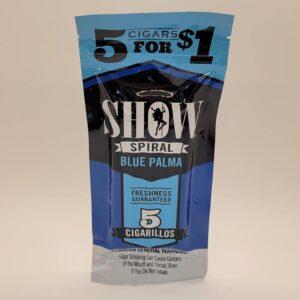 Show Blue Palma Cigarillos