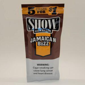Show Jamaican Buzz Cigarillos