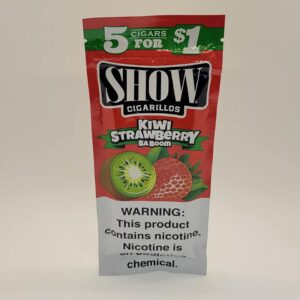 Show Kiwi Strawberry BaBoom Cigarillos