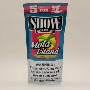 Show Mota Island Cigarillos