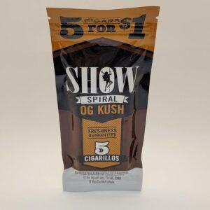 Show OG Kush Cigarillos 5 Pack for $1.