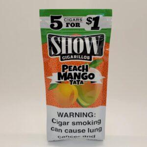 Show Peach Mango TaTa Cigarillos