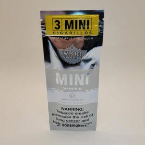Swisher Mini Diamonds Cigarillos 3 Pack