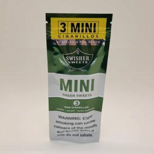 Swisher Mini Green Sweets