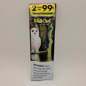 White Owl White Grape Cigarillos