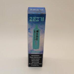 Air Bar 2027 Monday Cool Lemon Disposable Vape 2000 Puffs