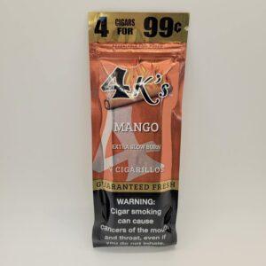 4K's Mango Cigarillos