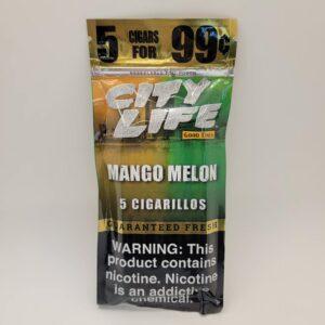 City Life Mango Melon Cigarillos
