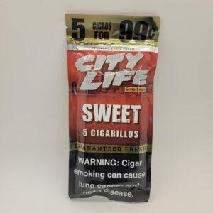 City Life Sweet Cigarillos