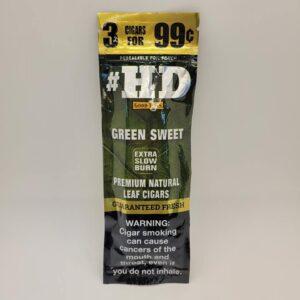 HD Green Sweet Cigarillos