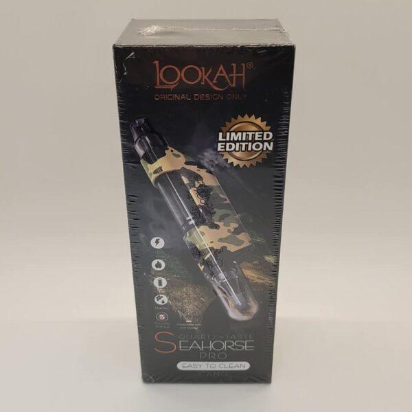 Lookah Seahorse Pro Limited Edition Camo