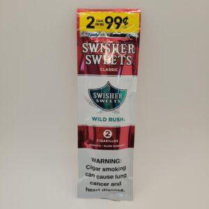 Swisher Sweets Wild Rush Cigarillos