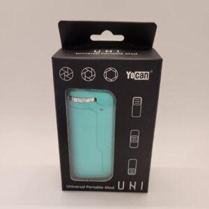Yocan Uni Cartridge Vape - Teal