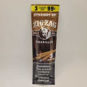 Zig-Zag Straight Up Cigarillos