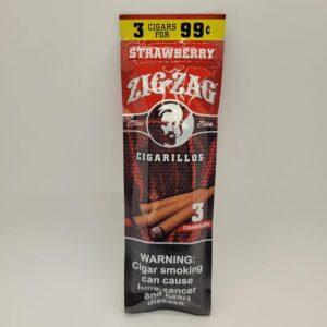 Zig-Zag Strawberry Cigarillos