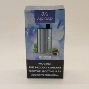 Air Bar Box Cool Mint Disposable Vape 3000 Puffs