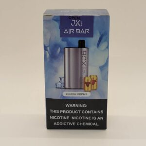 Air Bar Box Energy Drinks Disposable Vape 3000 Puffs