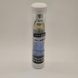 Glamee Beer Blueberry Ice Disposable Vape 4500 Puffs