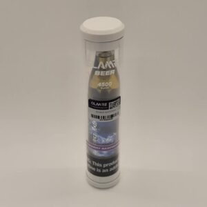 Glamee Beer Blueberry Raspberry Disposable Vape 4500 Puffs