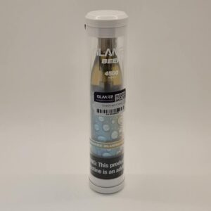 Glamee Beer Orange Blueberry Disposable Vape 4500 Puffs
