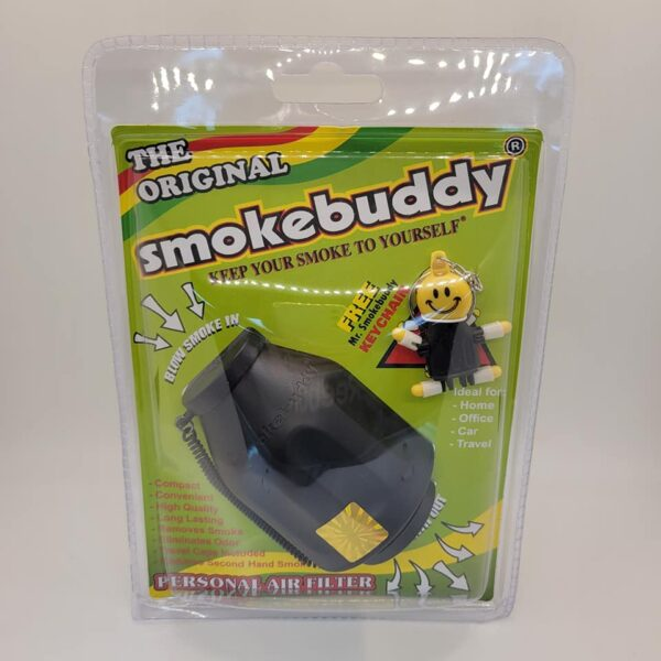 Black Original Smokebuddy