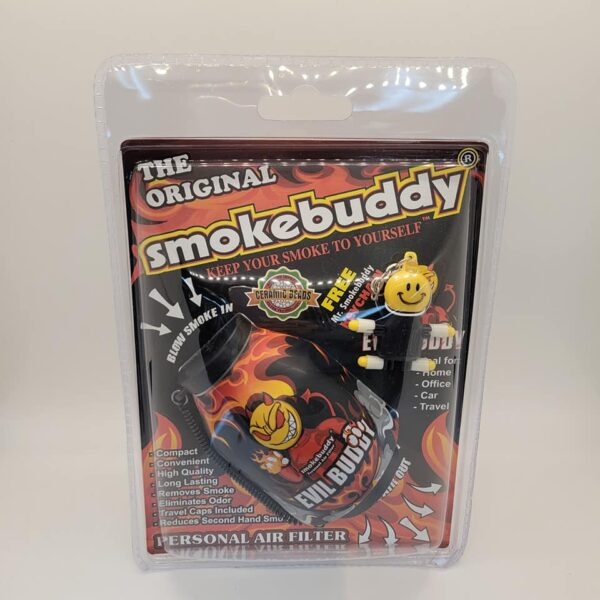 Evil Buddy Design Original Smokebuddy