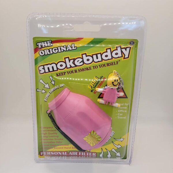 Pink Original Smokebuddy