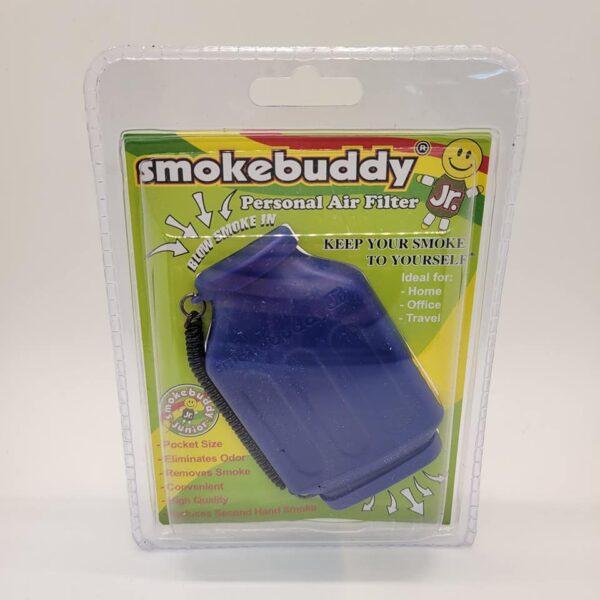 Blue Smokebuddy Jr.