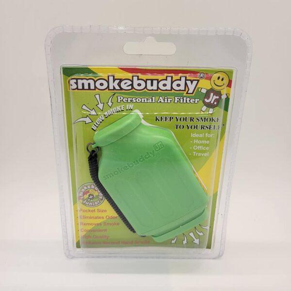 Lime Green Smokebuddy Jr.