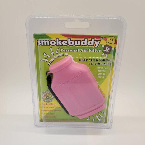 Pink Smokebuddy Jr.